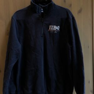 Tops - Pi Beta Phi quarter zip